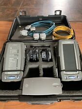 Agilent Wirescope 350 Digital Cable Tester Analyzer Cat6 5e And Mm Compatible