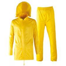 Ensemble habit de pluie Veste et pantalon imperméable très souple et légèr. 2XL