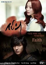 Faith Korean Drama (6DVDs) Excellent English & Quality!