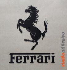 PEGATINA STICKER VINILO COCHE Ferrari F1 cavallino autocollant aufkleber