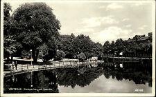 Västerås Västmanland Schweden Sverige ~1930/40 Stadsparken Parkanlage Teich See