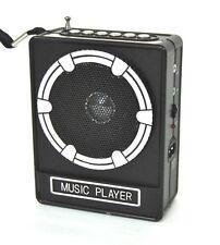 Radio Fm Portatile Speaker Lettore Mp3 Sd Usb Player Musica RS-017UL hsb