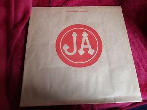 Jefferson Airplane Bark Vinyl Original 1971 with all the extra's