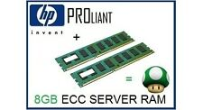 8GB (2x4GB) ECC Server Memory Ram Upgrade for HP Proliant ML150 G6 Server