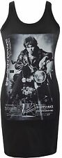 WOMENS PUNK DRESS THE STRANGLERS JJ BURNEL EUROMAN TRIUMPH JAPANESE BASS S-XL