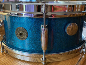 Gretsch 5-1/2 x 14 50's/early 60's Round Badge Snare Drum