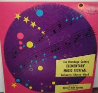 Solvay High SchoolOnondga County Elementary Music Festival 1971 MC9002 032018LLE