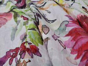 Brocade 'Rownstone', (per metre) dress fabric, sewing