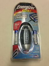 ENERGIZER PORTABLE TRAVEL MOBILE PHONE CHARGER 2x NOKIA EXTERNAL POWER BANK NEW