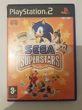 Sega SuperStars para PlayStation 2 Ps2 pal España y completo LEER!