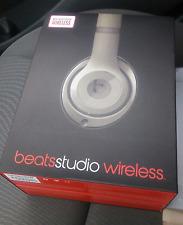 Beats by Dr. Dre Studio Wireless 2.0 Headband Wireless Headphones - Titanium