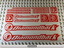 DIAMONDBACK Stickers Decals Bicycles Bikes Cycles Frames Forks Mountain BMX 57CF