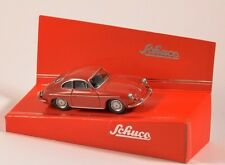 Schuco PORSCHE 356 CARRERA 2 in Red - 1/64 scale model