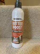 New listing Fur Goodness Sake- Bitter Boost Anti-Chew Spray for Dogs Lemongrass