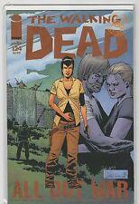 Walking Dead 124 Image Comics 1st Print NM+