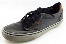 VANS Shoes Size 10 M Gray Skateboarding Fabric Men
