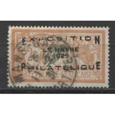 1929 FRANCE  2 Fr. Philatelic Expo issue used, Yert # 257A, $ 1,050.00