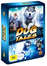DOG TALES DVD Collection 6-DOG MOVIES GIFT BOX SET BRAND NEW RELEASE R4
