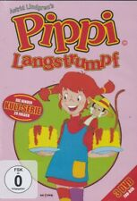3 DVDs * PIPPI LANGSTRUMPF - DIE KINDER KULT-SERIE (20 FOLGEN) Rosa # NEU OVP &