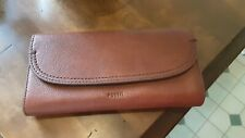 Fossil leather wallet .NEW WITHOUT TAGS