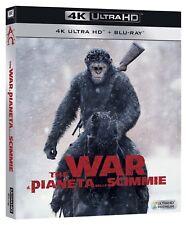 The War - Il Pianeta Delle Scimmie (4K Ultra HD + Blu-Ray) 20TH CENTURY FOX