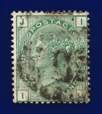 More details for 1875 sg150 1s green plate 12 j112 ij good used cat £160 coew