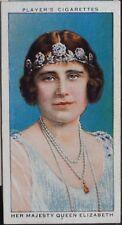 No.2 HER MAJESTY QUEEN ELIZABETH Coronation Series Ceremonial Dress, Player 1937