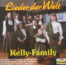 KELLY FAMILY - LIEDER DER WELT - CD