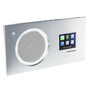 Grundig Cosmopolit 9 WEB DAB+ Internetradio aluminium Radio SIEHE TEXT