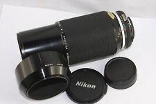 Nikon NIKKOR 80/200mm f/4 Ai-s