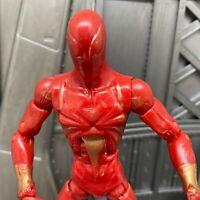 "Marvel Legends Toybiz Spider-man Classic Origins Iron Spider 6"" Action Figure"