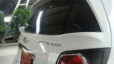 Chevrolet Sonic Rear Middle Spoiler For 5 doors Hatchback 2012 - 2015 Free Paint