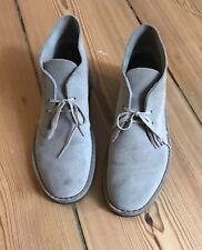 Clark's Desert Boots, UK Größe 7,5 (EU 41), Beige, Wildleder, gebraucht