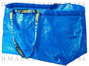 IKEA Frakta Blue Large Storage Laundry Bags 71L5x or 10x