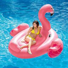 Intex Mega Flamingo Island Float Pool Lake Lounger Intex Inflatable