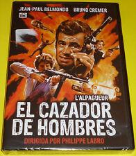 EL CAZADOR DE HOMBRES / L'alpagueur - Jean Paul Belmondo - Precintada
