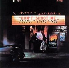 Elton John Don't Shoot Me I'm Only The Piano Player, Remast. Bonus Trax Free MM