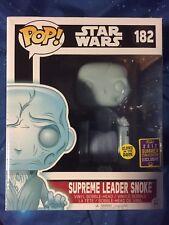 Star Wars Supreme Leader Snoke  Funko Pop Vinyl Convention Exclusive SDCC 2017
