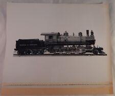 Vintage Norfolk & Western  #819 Locomotive Original Photo Glossy Railroad Train
