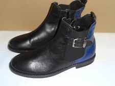 Leather Upper Shoes for Girls Zip NEXT