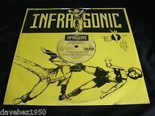 POWER DANCE & RAGGA HEAD The Two Play E.P. Vol. 1. 1992 Infrasonic 12 INF 016.