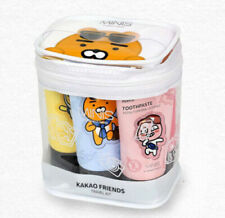 MInis x Kakao Friends Travel Wash Bath Set Kits 5Pcs