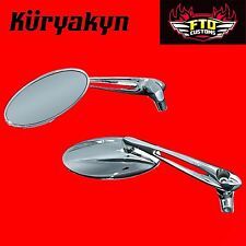 Kuryakyn Trident Mirror for Harley Davidson Applications 1495