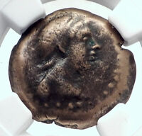 SPARTA Lakedaimon in Lakonia Authentic Ancient 48BC VERY RARE Greek Coin i80621