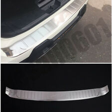 Stainless Steel Rear Outer Trunk Sill Cover Protector for Nissan X-Trail Rogue