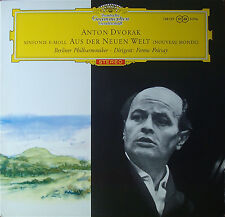"Fricsay/BPO: Dvorak Symphony No. 9 ""New World"" - DG SLPM 138 127 ""Red Stereo"""