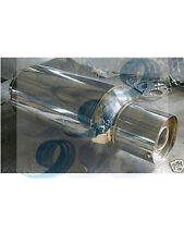 SALE 76MM / 3 inch TURBO EXHAUST MUFFLER WITH Silencer FIT R31 VL RB30 COMMODORE