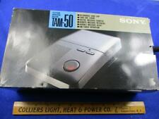 Sony Telephone Answering Machine TAM 50 in Box   (A20)