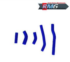 Radiator Hose Kit For 2007-2009 Yamaha WR250F / 2006 YZF250 YZ250F 2008 -Blue