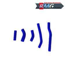 Radiator Hose Kit For 2007-2009 Yamaha WR250F / 2006 YZF250 YZ250F 2008 -Blue